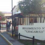 Asalto a regimiento de Concepción dejó a dos soldados heridos y sin fusiles